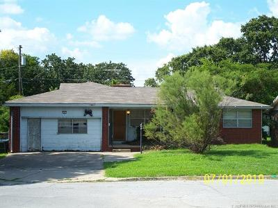 Sand Springs Single Family Home For Sale: 15 W 31st Street