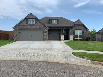 Broken Arrow Single Family Home For Sale: 2616 W Winston Street