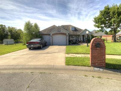 Collinsville Single Family Home For Sale: 10712 E 142nd Court North