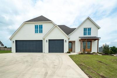 Jenks Single Family Home For Sale: 709 W 109th Street S