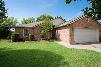 Collinsville Single Family Home For Sale: 11008 E 117th Street North