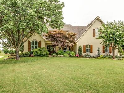 Tulsa Single Family Home For Sale: 11918 S Canton Avenue