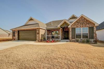 Tulsa Single Family Home For Sale: 4419 S 178th East Avenue