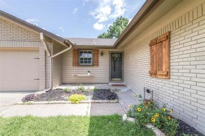Owasso Single Family Home For Sale: 11803 E 79th Street North