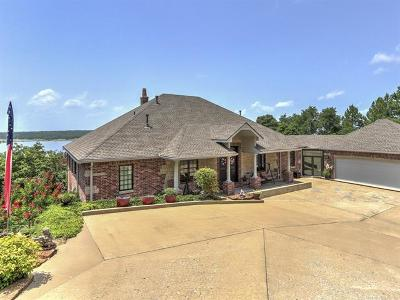 Cherokee County Single Family Home For Sale: 16455 N Woodland Hills Lane