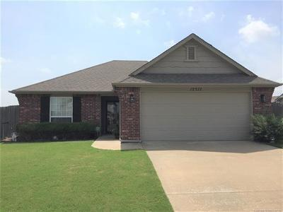 Collinsville Single Family Home For Sale: 12327 N 108th East Avenue