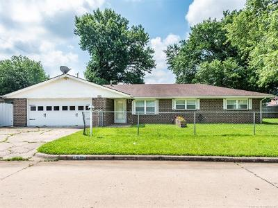 Bartlesville Single Family Home For Sale: 509 W 19th Street