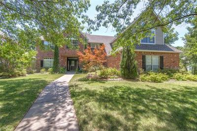 Tulsa Single Family Home For Sale: 5402 E 109th Place