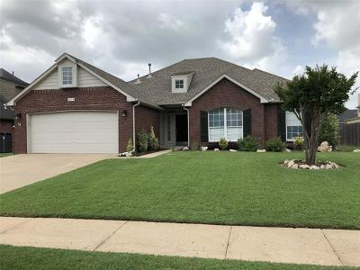 Owasso Single Family Home For Sale: 8814 N 134th East Court