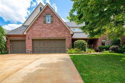 Tulsa Single Family Home For Sale: 10531 S 90th East Avenue