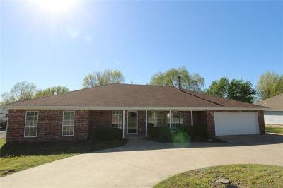Broken Arrow Single Family Home For Sale: 3516 S 214th East Avenue