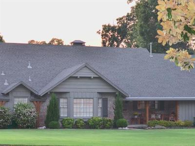 Tulsa Single Family Home For Sale: 4020 S Birmingham Avenue