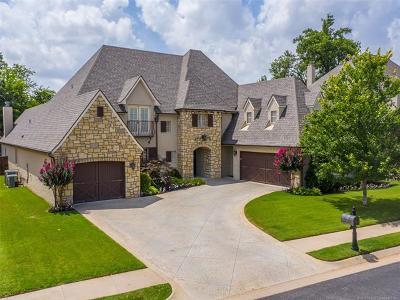 Tulsa Single Family Home For Sale: 11618 S Oswego Avenue
