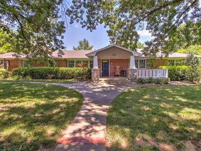 Claremore Single Family Home For Sale: 100 W 13th Street