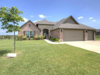Collinsville Single Family Home For Sale: 6337 E 127th Place North