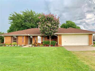 Single Family Home For Sale: 17920 County Road 1530
