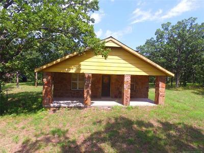Skiatook Single Family Home For Sale: 15976 N Javine Hill Road