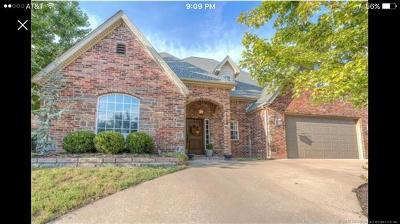 Owasso Single Family Home For Sale: 12705 E 91st Street North