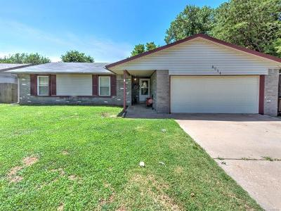 Bixby Single Family Home For Sale: 8514 E 133rd Place S