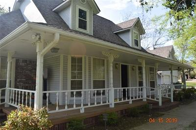 Skiatook Single Family Home For Sale: 15520 N Woodchuck Lane