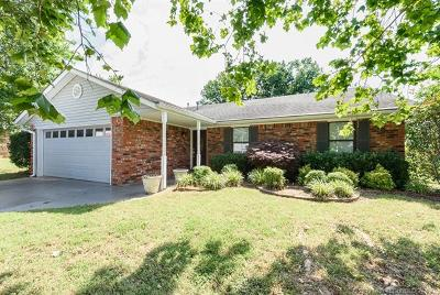 Claremore Single Family Home For Sale: 1024 N Miller Drive