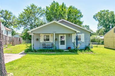 Bartlesville Single Family Home For Sale: 1652 S Hickory Avenue