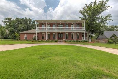 Catoosa Single Family Home For Sale: 3522 Crestview Lane