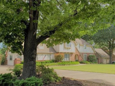 Muskogee Single Family Home For Sale: 3508 Kimberlea Drive