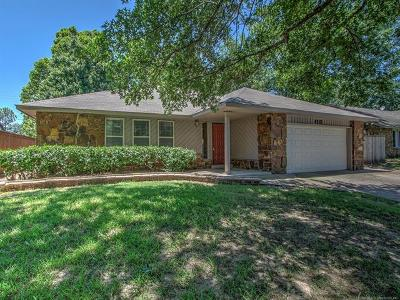 Broken Arrow Single Family Home For Sale: 4112 S Elm Avenue
