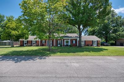 Claremore Single Family Home For Sale: 1936 Memorial Drive