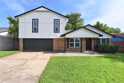 Sapulpa Single Family Home For Sale: 411 W Fairlane Place