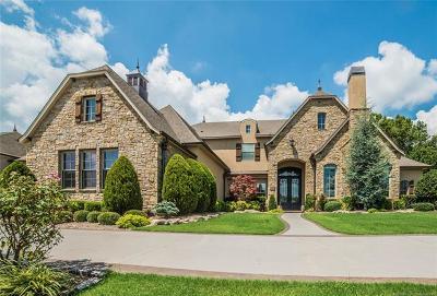 Tulsa Single Family Home For Sale: 3911 E 115th Place