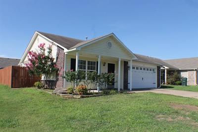 Sapulpa Single Family Home For Sale: 118 W Fairlane Court