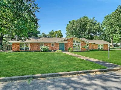 Tulsa Single Family Home For Sale: 6410 E 53rd Street