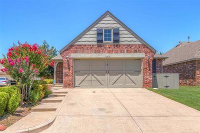 Tulsa Single Family Home For Sale: 8413 E 98th Place