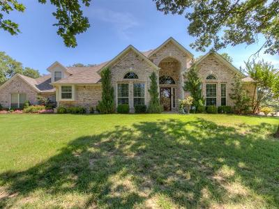 Sand Springs Single Family Home For Sale: 2865 Skyline Falls Drive