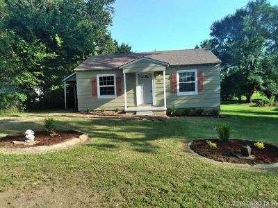 Henryetta Single Family Home For Sale: 605 Pine Street