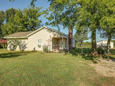 Creek County Single Family Home For Sale: 15530 S 217th West Avenue