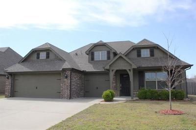 Bixby Single Family Home For Sale: 8718 E 136th Street S