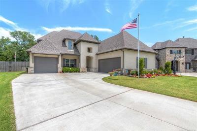 Broken Arrow Single Family Home For Sale: 6717 S Chestnut Avenue