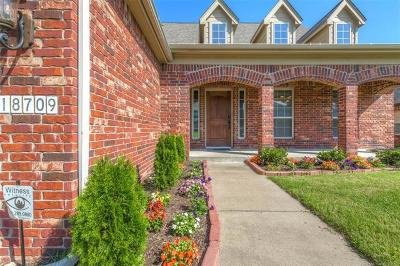 Tulsa Single Family Home For Sale: 18709 E 42nd Street