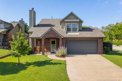 Sapulpa Single Family Home For Sale: 7811 Patriot Lane