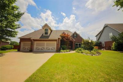 Owasso Single Family Home For Sale: 10302 E 92nd Place N