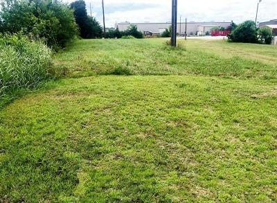 Ada Residential Lots & Land For Sale: Lonnie Abbott Boulevard
