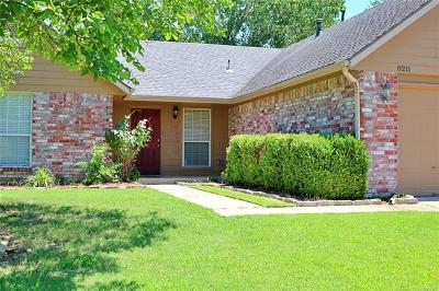 Owasso Single Family Home For Sale: 8211 N 126th East Avenue