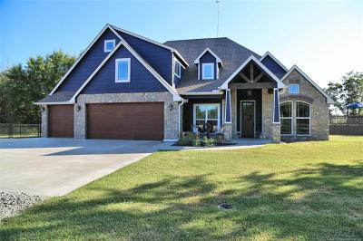 Beggs Single Family Home For Sale: 4295 Happy Camp Road