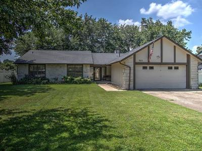 Bixby Single Family Home For Sale: 9816 E 116th Street