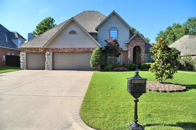 Tulsa Single Family Home For Sale: 5441 E 110th Street