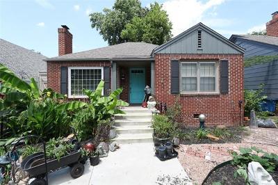 Tulsa Single Family Home For Sale: 1519 E 36th Street