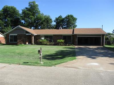 Sand Springs Single Family Home For Sale: 14964 W 17th Street S